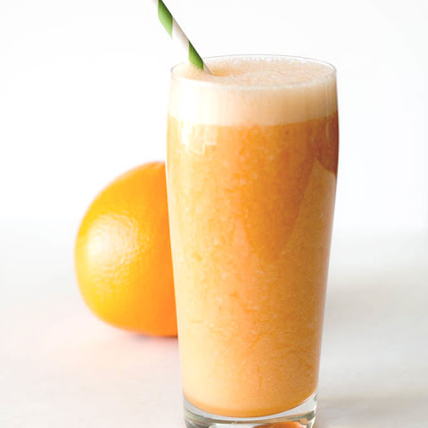 Orange Grapefruit Smoothie