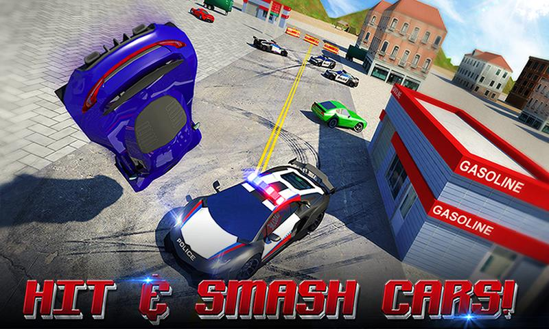 Police Chase Adventure sim 3D Screenshot 2