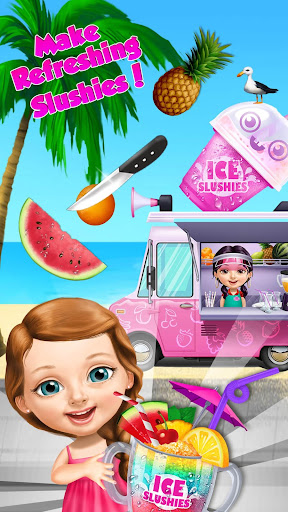 Sweet Baby Girl Summer Fun 2 - Holiday Resort Spa screenshot 3