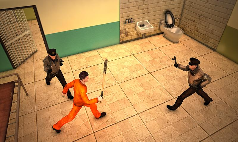Hard Time Prison Escape 3D Screenshot 1