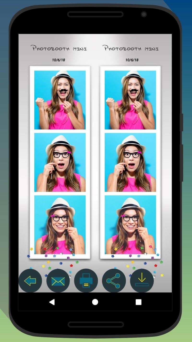Photobooth mini FULL Screenshot 4