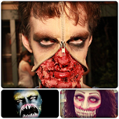 Download Full Crazy Evil Snapchat Makeup 1.1 APK