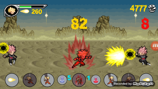 Game Battle Of Dragon Z Warrior APK for Kindle