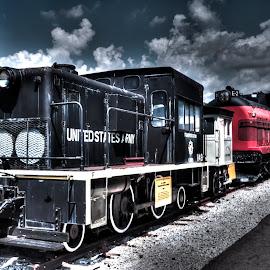 by Greg Bennett - Transportation Trains