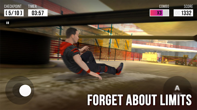 Parkour Simulator 3D Screenshot 3