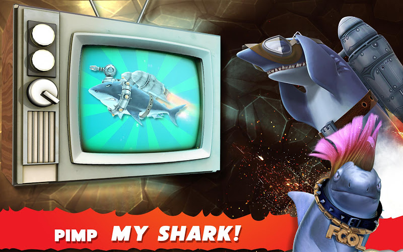 Hungry Shark Evolution Screenshot 18