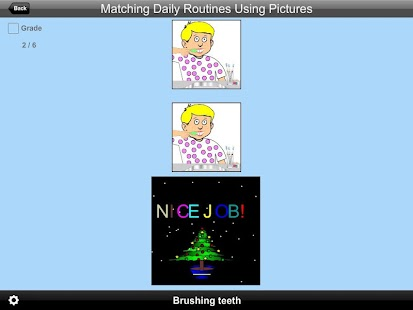 Match Daily Routines UPic Lite - screenshot