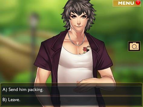 is-it love ? matt apk screenshot