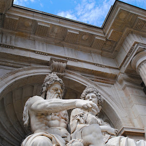 Vienna ~ Summer 2016 by Ray Anthony Di Greco - City,  Street & Park  Historic Districts
