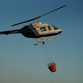 by Shawn Chapman - Transportation Helicopters