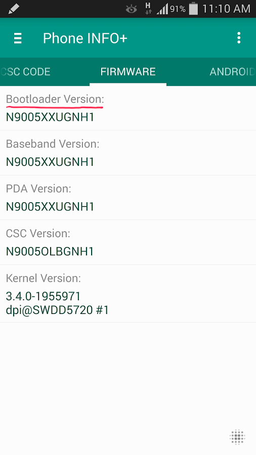 Phone INFO+ ★Samsung★ Screenshot 6