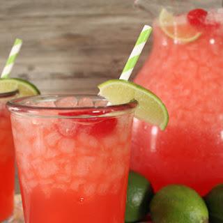 Cherry Limeade Drink Recipes