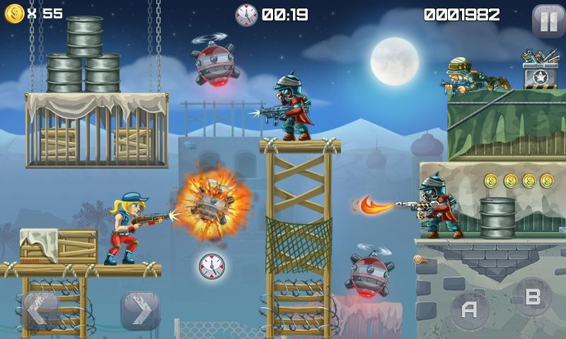 Metal Soldiers Screenshot 4