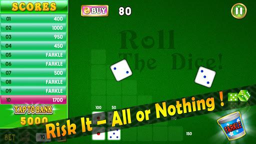 Farkle Roller Pro Dice Buddies - screenshot