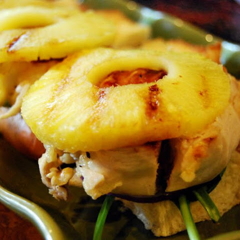 Pineapple Chicken Sandwiches