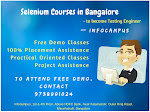Selenium Courses in Bangalore to become Testing Engineer