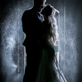 Misty Kiss by Lood Goosen (LWG Photo) - Wedding Bride & Groom ( wedding photography, wedding photographers, wedding day, weddings, wedding, bride and groom, wedding photographer, bride, groom, bride groom )