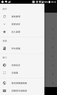輕鬆讀小說 (Google Drive 同步插件) for pc