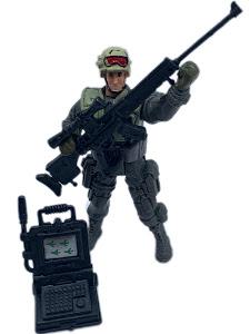 """Фигурка """"Отряд SWAT"""" Снайпер"""