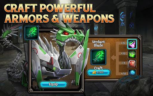 DragonSoul - Online RPG screenshot 3
