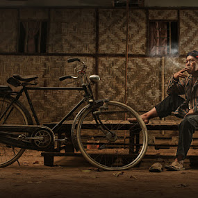 Relax by Alamsyah Rauf - People Portraits of Men