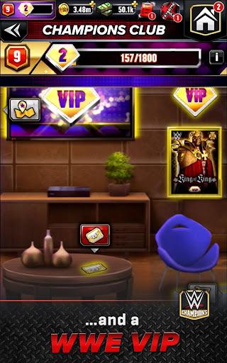 WWE Champions - Free Puzzle RPG Game screenshot 23