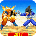 Super Goku : Warrior Battle APK for Bluestacks
