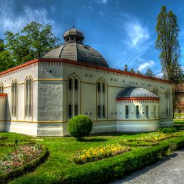 Old Bath by Siniša Biljan - Buildings & Architecture Public & Historical