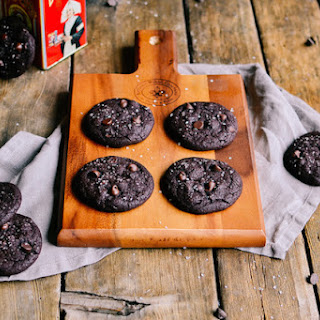 Diablo Cookies — Cayenne Pepper and Chocolate