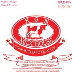 KGN MILK HOUSE, Charminar, Charminar logo