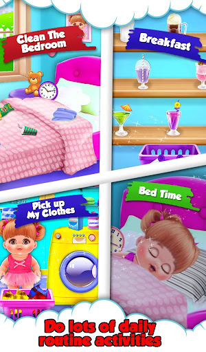 Baby Ava Daily Activities For PC
