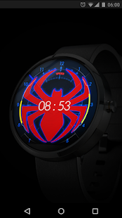 SPIDER - Watch Face