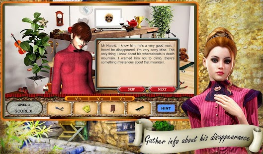 Death Mountain - Hidden Object - screenshot