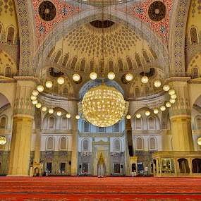 Kocatepe by Ahmet Çamaltı - Buildings & Architecture Places of Worship ( camii, mosque, ankara, kocatepe, turkey )