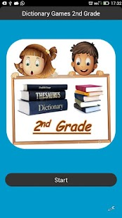 Dictionary Games 2nd Grade - screenshot