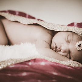 Bride by Shashi Patel - Babies & Children Babies ( shashiclicks, girl, shashi patel, baby, bride, cute )