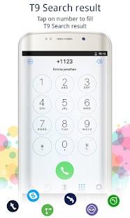 Caller Screen Dialer Caller ID APK for Bluestacks