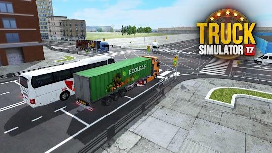 Truck Simulator 2017 (Free Shopping)