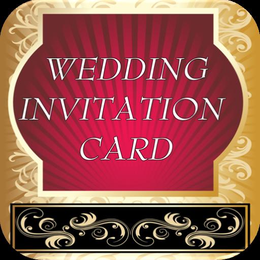 Wedding Invitation Cards maker (app)