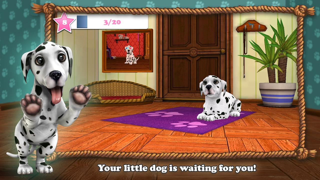 Christmas with DogWorld (Unreleased) Screenshot 1