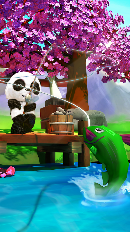 Daily Panda : virtual pet Screenshot 4
