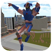 Rope Hero 2 APK for Bluestacks