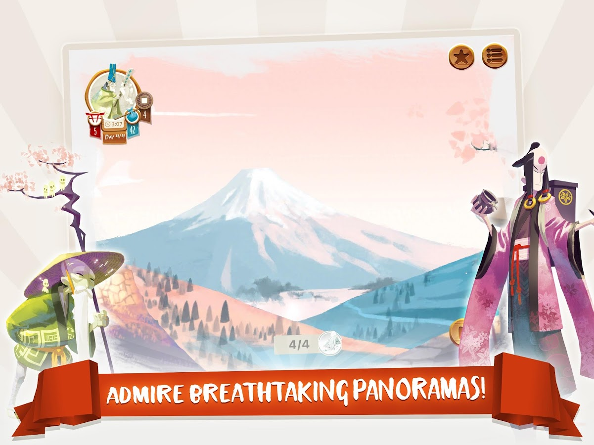Tokaido: A Fun Strategy Game Screenshot 6