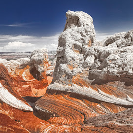 White Pocket by Stanley P. - Landscapes Caves & Formations