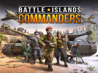 Battle Islands: Commanders Screenshot