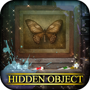 Hidden Object - Art World
