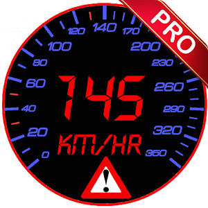 GPS Speedometer - Trip Meter -PRO (No Ads) For PC / Windows 7/8/10 / Mac – Free Download