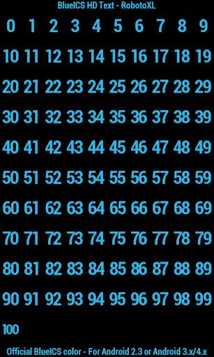 BN Pro BlueICS HD Text screenshot 4
