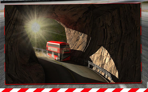 Bus Driver Hill Climbing 2015 - screenshot