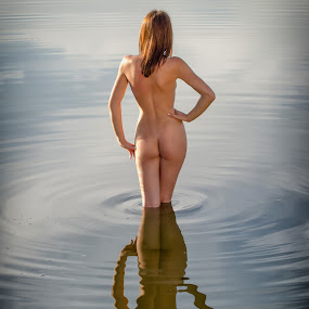 Reflection by Andrey Stanko - Nudes & Boudoir Artistic Nude ( stanko, nude, naked, art, beauty )